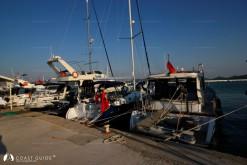 Alibey - Cunda Adası Limanı