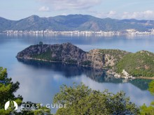 Yıldız Adası - Bedir Adası - Boğaz Koyları